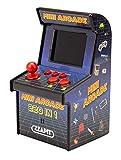 Zzapit Mini-Arcade de Jeu vidéo Portable 16 Bits (Comprend 220 Jeux intégrés)
