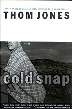 Paperback Cold Snap: Stories Book
