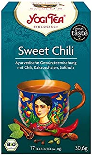 yogi tea sweet chili mexican spice