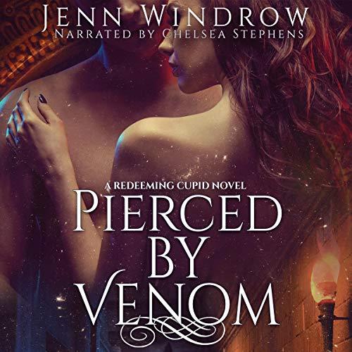 Pierced by Venom Audiobook By Jenn Windrow cover art