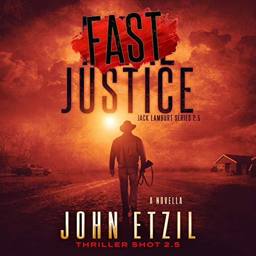 Fast Justice audiobook cover art