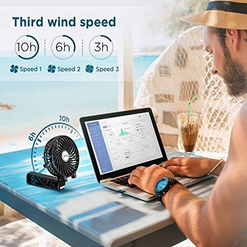 USB-Ventilator EasyAcc Handventilator tragbar kaufen  Bild 1*