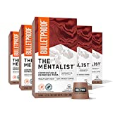 The Mentalist Compostable Espresso Pods, Medium Dark Roast Intensity 8, 50 Count, Bulletproof Coffee Capsules Compatible with Nespresso Original Line*, 100% Arabica, Certified Clean, Rainforest Alliance, Sourced from Guatemala