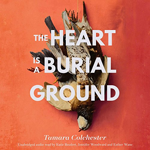 The Heart Is a Burial Ground audiobook cover art