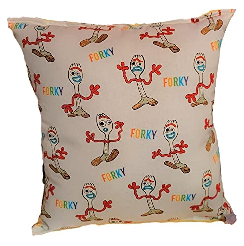 Forky Pillow Toy Story 4 2021 Our All Are Pillows San Antonio Dealing full price reduction Mall Design