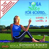 Yoga for Golfers: Level 1 & 2 [DVD]