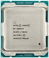 Intel CPU Broadwell-EP Xeon E5-2603v4 1.70GHz 6コア/6スレッド LGA2011-3 BX80660E52603V4 【BOX】【日本正規流通品】