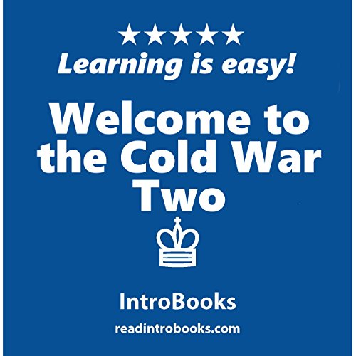 Welcome to the Cold War Two audiobook cover art