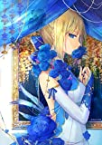 YHZSML Pintura Diamante 5D por Número Kit_Chica Anime 40x50cm_Kit de Pintura de Diamantes para Adultos para la decoración del hogar