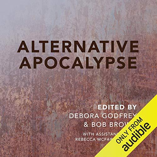 Alternative Apocalypse audiobook cover art