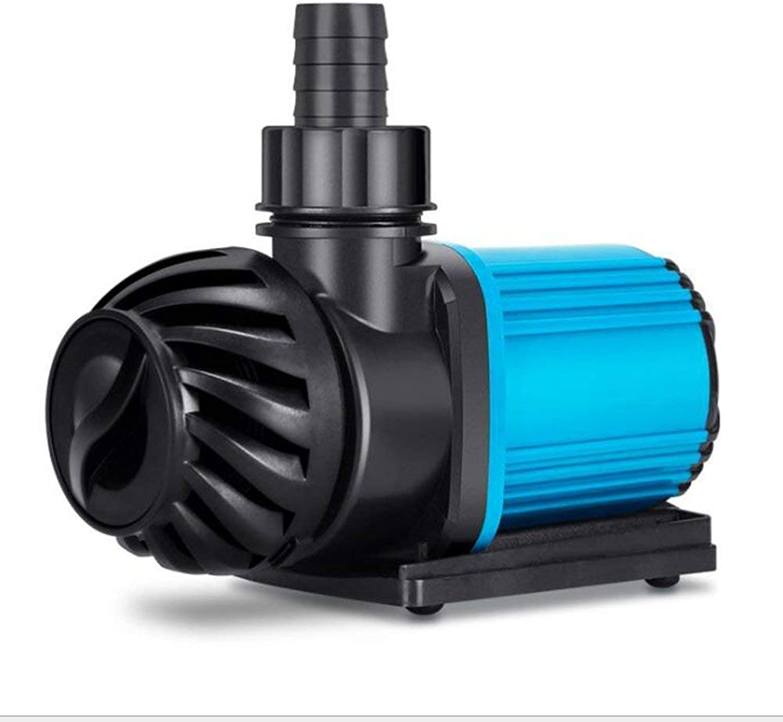 L@LILI L@LILI Frequenzumwandlung Submersible Pumpe 20 Speed Anpassung-Ultra Quiet Dc24v Low Voltage Variable Frequency Pump, Ac220v Aquarium Circulation Pump Pump Pump Pump Pump Pump Pump,7000L  Alle Waren sind Specials