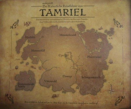 Der kaiserliche Reiseführer von TAMRIEL von the Elder Scrolls Online - Imperial Edition