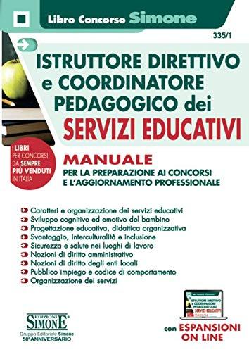 Istruttore Direttivo e Coordinatore Pedagogico Servizi Educativi - Manuale
