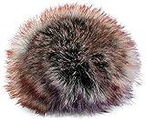 styleBREAKER Kunstfell Bommel für Mützen und Beanies, Fake Fur, Winter Fellbommel 04024161,...