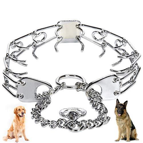 Local Makes A Comeback Hundehalsband, abnehmbar, Hunde-Trainingskette, 25 mm × 45 cm
