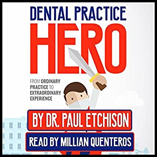 Dental Practice Hero audiobook cover art