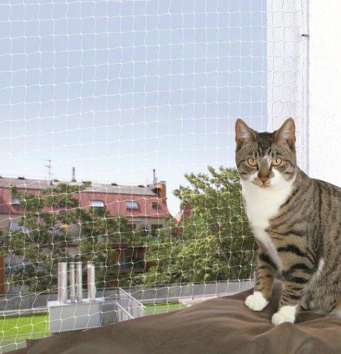 Reti per balcone per gatti