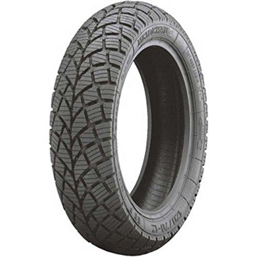 Heidenau Neumáticos techo 120/70–12TL 58S M + S Reinforced Negro 11160170Moto