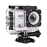 Proscan Action Camera Underwater Waterproof 30M Camera with 2' LCD Wide Angle View 720P HD Sports Action Camera