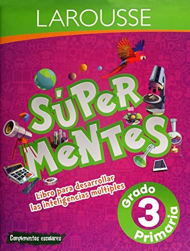 Libro De Inglés 3 Primaria  marca Larousse