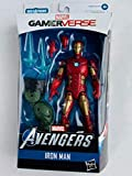 Marvel Legends Gamerverse Avengers Iron Man 6 pulgadas figura de acción