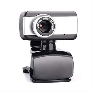 HD Webcam HD 480P USB 2.0 Webcam with Microphone Laptop Desktop PC Computer Web Camera with Micphone