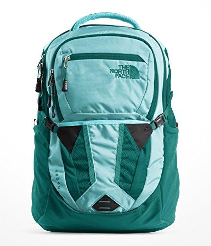 The North Face - Mochila para mujer, color verde, Kokomo Verde/Everglade (Verde) - NF0A3KV25YW
