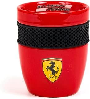 Scuderia Ferrari Formula 1 Authentic 2018 Red Scuderia Mug w/Rubber Grip