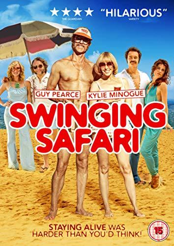 Swinging Safari [DVD] [2019]