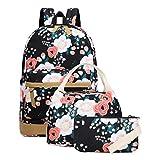 School Backpack for Teen Girls School Bags Lightweight Kids Girls School Book...