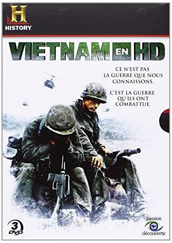 Coffret 3 DVD Vietnam en HD