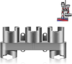 Charlux Accessory Holder Compatible with Dyson V7 V8 V10 V11 Vacuum Cleaner Attachment Holders Docking Station, Grey, 1 Pack