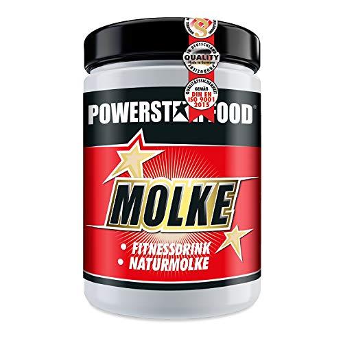 MOLKE - 100{0f6bea29c4976a252195e62aa6ff3a68af3b5ed9687f3c400fd4ee0944ccb5e5} Natur Molkenproteinpulver - sehr bekömmlich - super lecker - kalorienreduziert (low-carb & low-fat) - Dose à 1000g Pulver - Premiumqualität - MADE IN GERMANY (Chocolate, 1 Dose à 1000 g)
