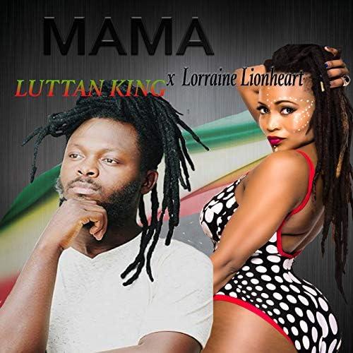 LUTTAN KING & Lorraine Lionheart