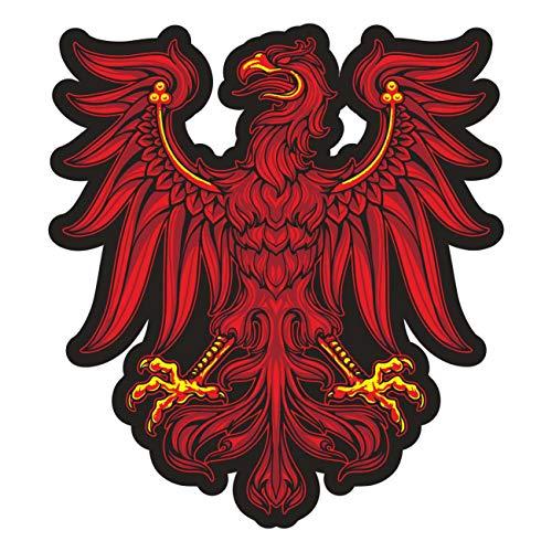 Aufkleber Brandenburg Adler (Wetterfest)