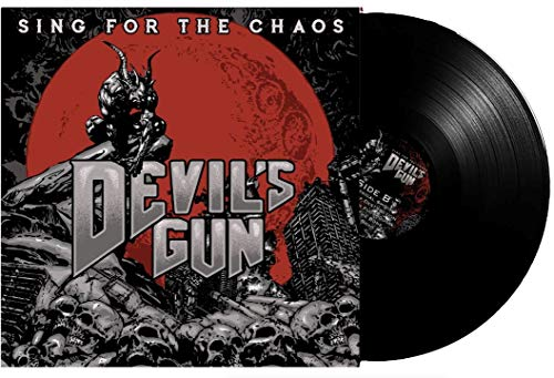 Sing For The Chaos [Vinilo]