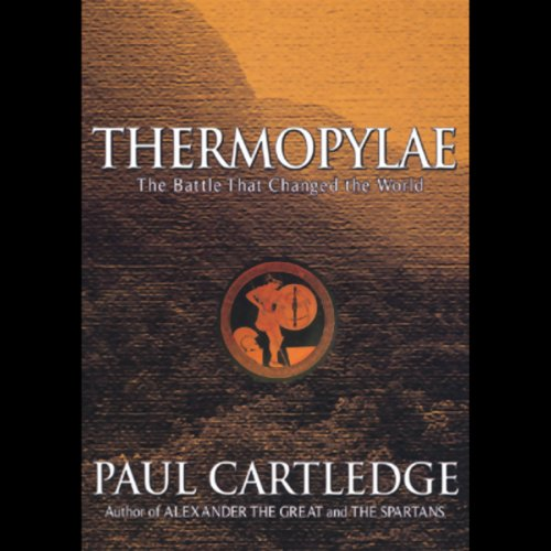 Thermopylae audiobook cover art