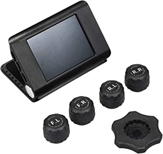 Alician 4pcs Black ABS Wheel Center Hub Cap Decorative Cover Kit Outer Diameter 58mm Clip Foot 53mm C5060K58
