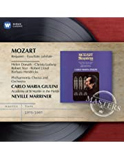 Mozart : Requiem - Exsultate, jubilate