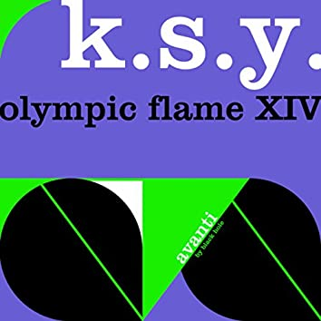 Olympic Flame XIV