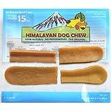 Himalayan Dog Chews 100% Natural, Small, 3.5 Oz., 3-4 Piece