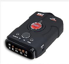 $60 » CYCY Vehicle Radar Detector Detector V8 Car Radar Detector 16 Full Band X K NK Ku Ka VG-2 LED Display for Car Speed Monito...