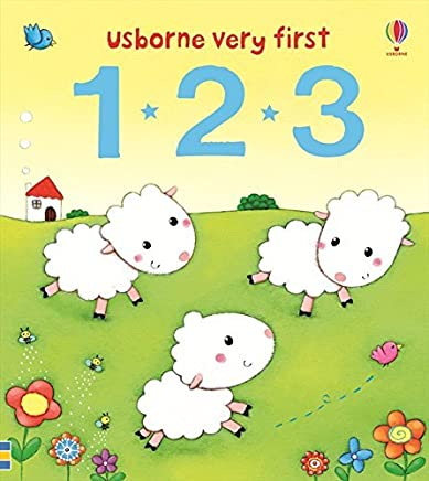 Very First 123 (Very First Words) by Felicity Brooks(2012-08-01)