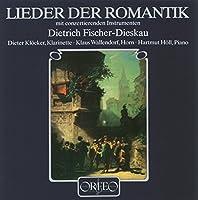 ロマン派歌曲集 [Import] (Romantic Lieder)