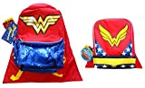 NEW Wonder Woman Backpack & Lunch Box! Back to School Set!