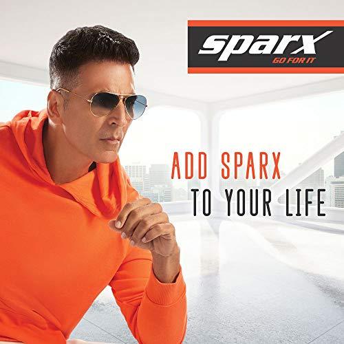 Product Image 8: Sparx Men's Black Grey Sneakers