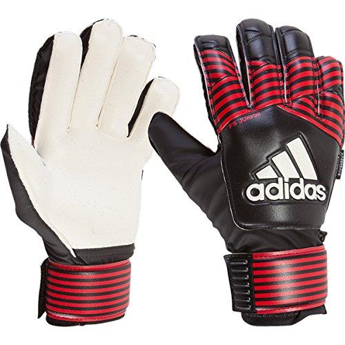 adidas Ace Kids Finger Save Replique Guantes de Portero Negro/True FCB Rojo, Black/Fcbtru