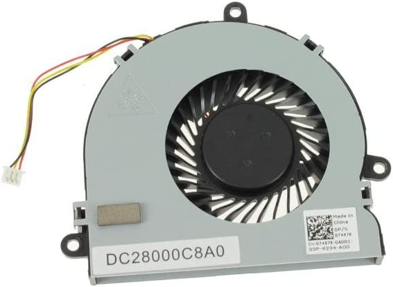 New Laptop CPU Cooling Fan for Dell Inspiron 17-3721 17R-5721 17R-5737 M531R-5535 M731R-5735 Series