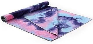 CXQ Printed Yoga Paving Yoga Towel Yoga Blanket Towel Mat Yoga Mat Towel Fitness Yoga Blanket Wisteria Cloth