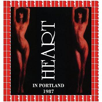 Portland Colloseum, Portland, 1987 (Hd Remastered Edition)